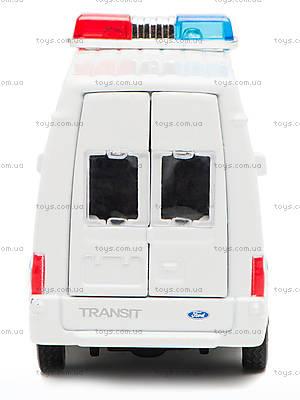 Игрушечная модель Ford Transit «Полиция», SB-13-02-2, отзывы
