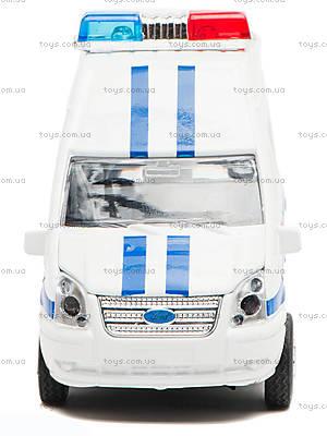 Игрушечная модель Ford Transit «Полиция», SB-13-02-2, цена