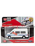 Игрушечная модель Ford Transit «Полиция», SB-13-02-2, фото
