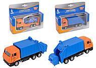 Игровая модель «Камаз мусоровоз», SB-16-25WB-U, фото