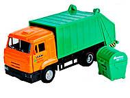 Игрушечный Камаз «Мусоровоз», CT12-457-4WB, детские игрушки