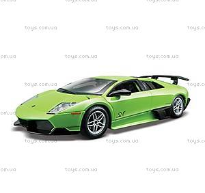 Модель автомобиля Lamborghini Murcielago LP670-4 SV, 18-21050