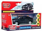 Автомодель MERCEDES-BENZ GLE COUPE, черный 1:32, GLE-COUPE-BE, купить