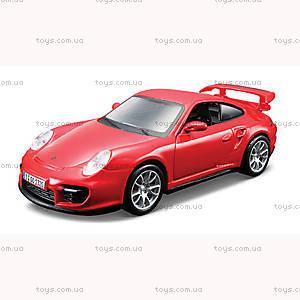 Игрушечная автомодель Porsche 911 GT2, 18-43023
