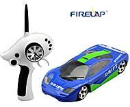 Автомодель р/у 1:28 Firelap IW02M-A Mclaren 2WD синий, FLP-201G6a, купить