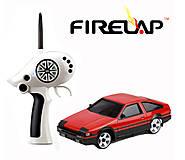 Автомодель р/у 1:28 Firelap IW02M-A Toyota AE86 2WD красный, FLP-202G6r, купить
