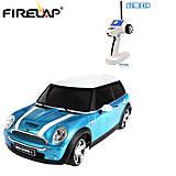 Автомодель р/у 1:28 Firelap IW04M Mini Cooper 4WD синий, FLP-409G4a, отзывы