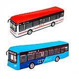 Автомодель серии City Bus - АВТОБУС, 18-32102, фото