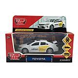 Автомодель - Toyota Camry Uklon, CAMRY-BK-Uk, отзывы