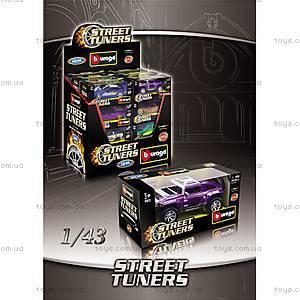 Автомодели «Street Tuners», 18-31040