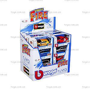 Автомодель серии Street Fire, 18-30010B