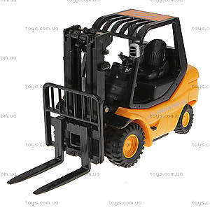 Автопогрузчик р/у 1:20 Forklift, QY-B039, фото
