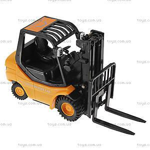 Автопогрузчик р/у 1:20 Forklift, QY-B039, отзывы