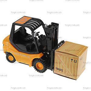 Автопогрузчик р/у 1:20 Forklift, QY-B039, цена