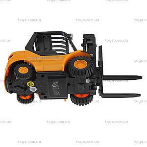 Автопогрузчик р/у 1:20 Forklift, QY-B039, магазин игрушек