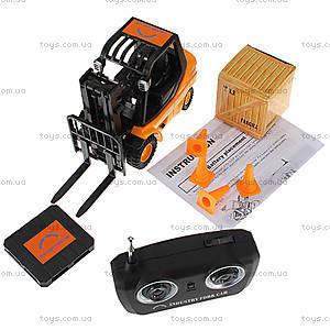 Автопогрузчик р/у 1:20 Forklift, QY-B039, toys.com.ua