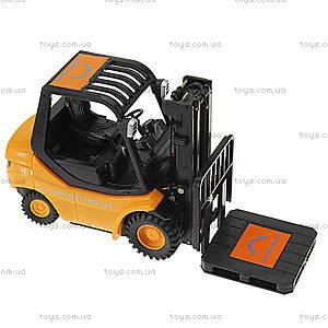 Автопогрузчик р/у 1:20 Forklift, QY-B039, toys