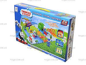 Автотрек на батарейках «Томас», TM2119, фото