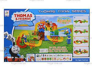 Детский автотрек с паравозиком «Томас», TM2104, отзывы