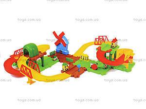Детский автотрек с паравозиком «Томас», TM2104, цена