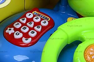 Автотренажер игровой, 7318, toys