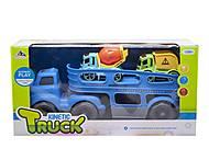 Автовоз с инерционными машинками голубой (933-144), 933-144, купить