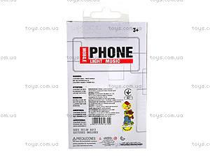 Детский мобильный телефон «Айфон», HK855, купить