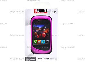 Детский мобильный телефон «Айфон», HK855