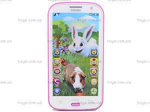 Детский телефон «Ферби Бум», JD-1883T1, купить