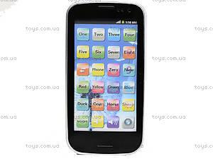 Детский айфон черного цвета на планшете, HK861, купить