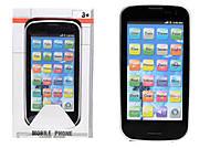 Детский айфон черного цвета на планшете, HK861, фото