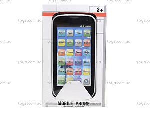 Детский айфон черного цвета на планшете, HK861, цена