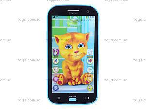 Игрушечный айфон для детей, JD-103A, фото
