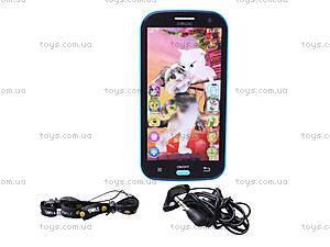 Детский айфон «Кот Том и Анжела», JD-202A, игрушки