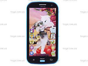 Детский айфон «Кот Том и Анжела», JD-202A, детские игрушки
