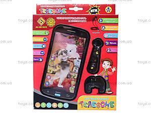 Детский айфон «Кот Том и Анжела», JD-202A, магазин игрушек