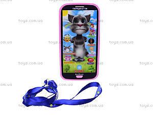 Музыкальный телефон «Кот Том», 7096, цена