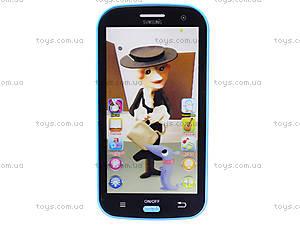 Интерактивный телефон «Старуха Шапокляк», JD-204A, купить