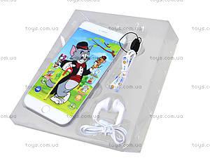 Игрушечный айфон «Том и Джерри», JD-203BJD-205B