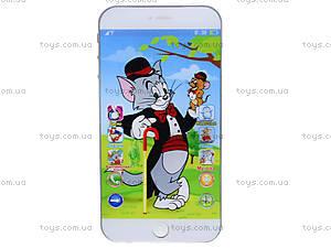 Игрушечный айфон «Том и Джерри», JD-203BJD-205B, фото