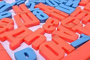 Азбука магнитная обучающая, 0185, игрушки