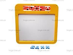 Азбука магнитная обучающая, 0185, детские игрушки