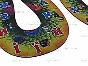 Азбука-пазл «Змейка», S36-U|E, фото