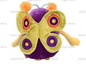 Мягкая бабочка «Чудасик», К360Р, фото
