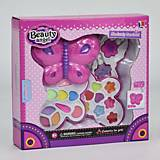 Бабочка - косметика 3 яруса, 10227C-3, детские игрушки