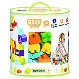 Baby Blocks Мои первые кубики - 100 штук ,в сумке, 41420, отзывы