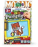 Baby Paillette. Kitten, PG-01-02