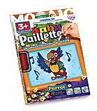 Baby Paillette «Parrot», PG-01-05, купить