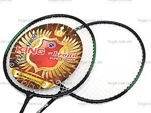 Игровой бадминтон с ракетками в сумке, BT-BPS-0025, фото