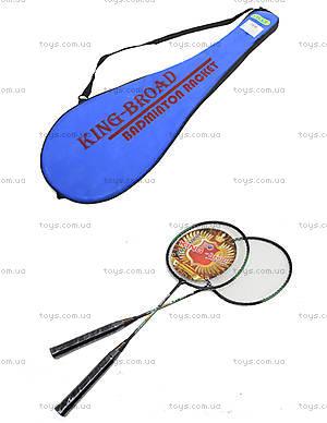 Игровой бадминтон с ракетками в сумке, BT-BPS-0025